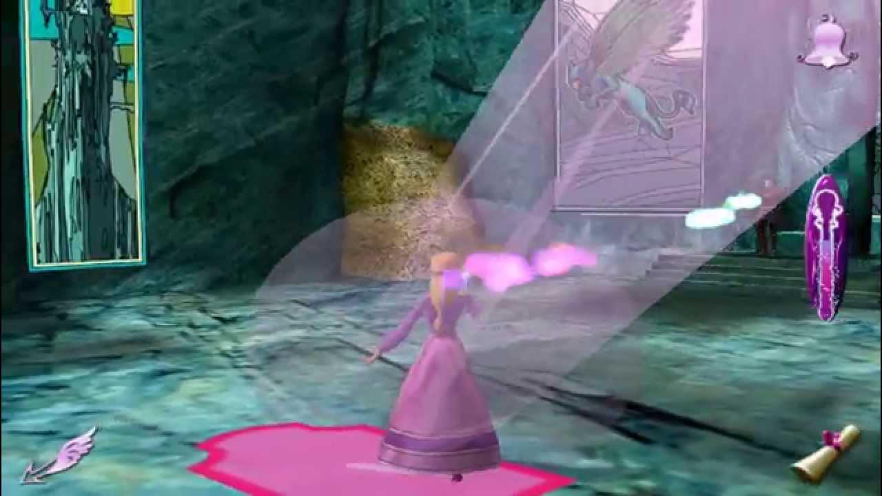 Барби и волшебство пегаса скачать игру (barbie game) » барби.