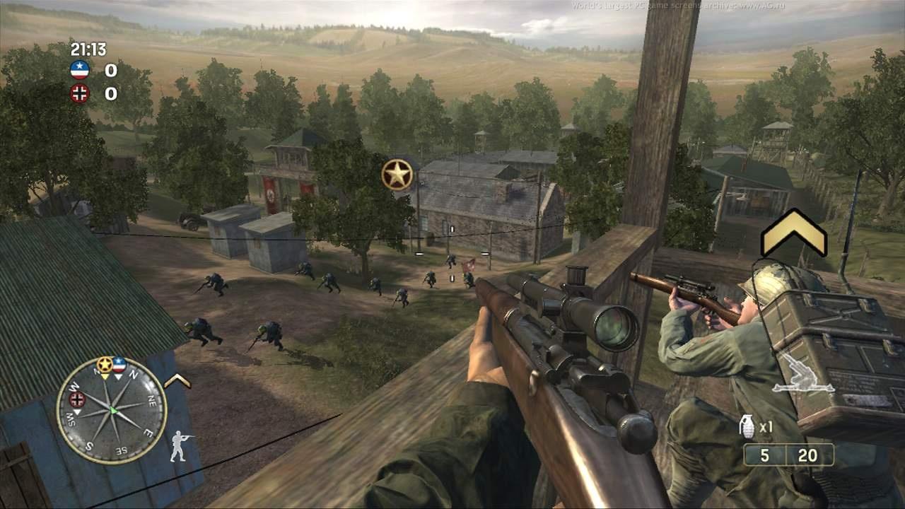 Call of duty 3 2006 скачать торрент на русском pc.