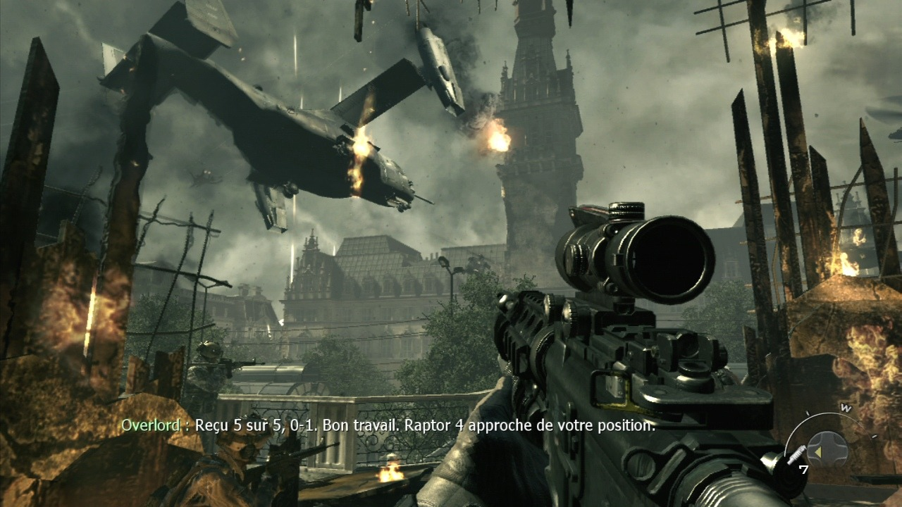 Call of duty: modern warfare 2 – multiplayer скачать торрент.