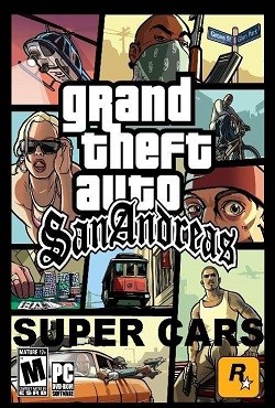 Gta san andreas super cars!!! Youtube.