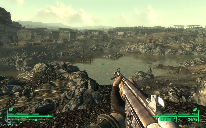 Fallout 3 не золотое издание скачать торрент.