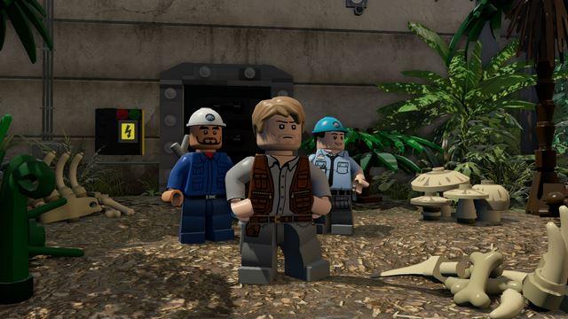 Lego: мир юрского периода / lego: jurassic world [update 1] (2015.