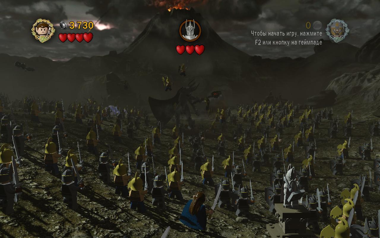 Властелин колец: противостояние / lord of the rings: conquest.