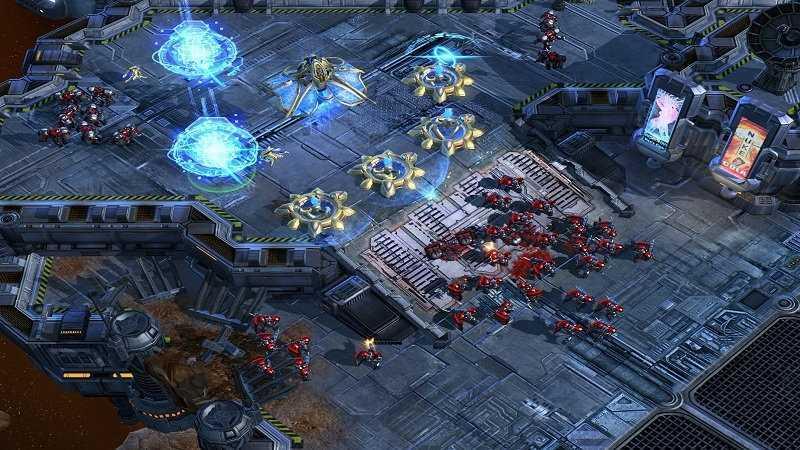 Starcraft 2 wings of liberty скачать игру