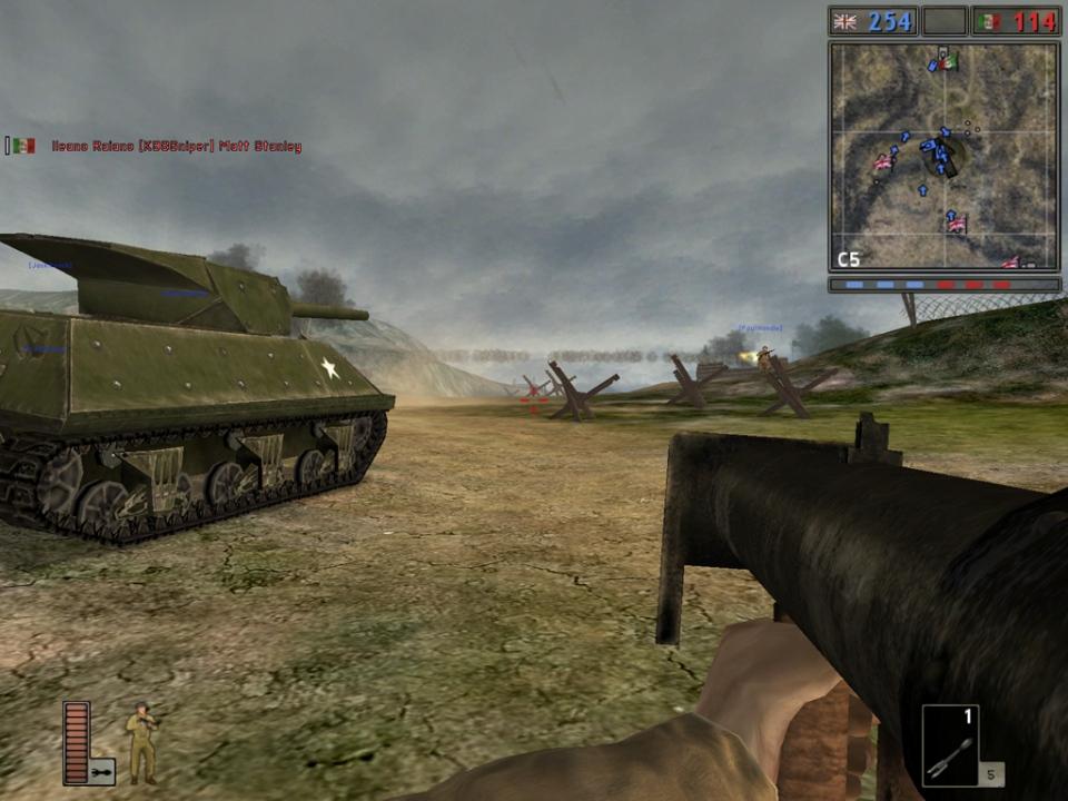 Скачать battlefield 1942 (2002) через торрент.