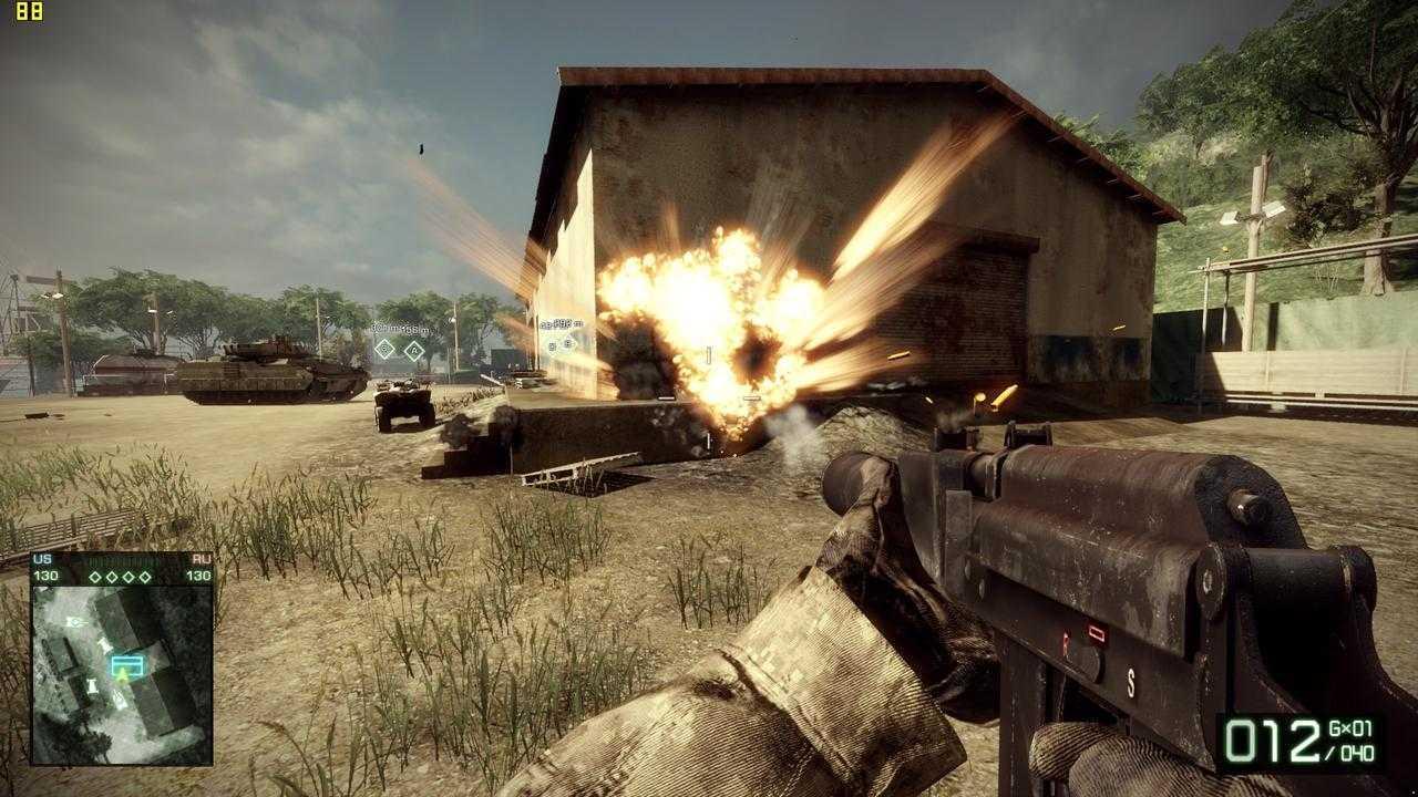 Скачать battlefield: bad company 2   скачать бесплатно игры на.