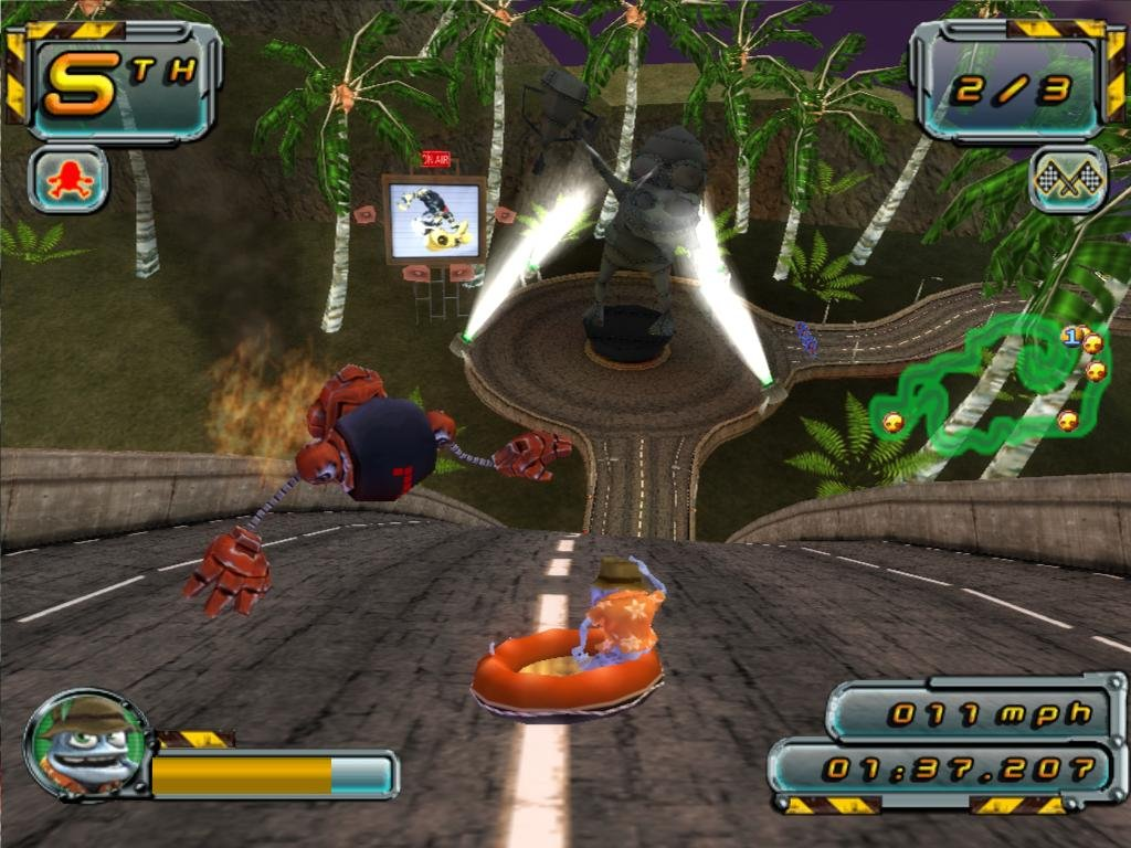 Crazy frog racer 2 game free download full version for pc.