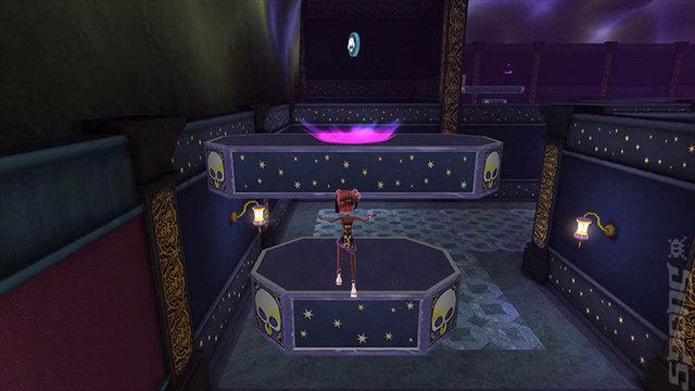 Игра monster high: skultimate roller maze (2012) скачать торрент.