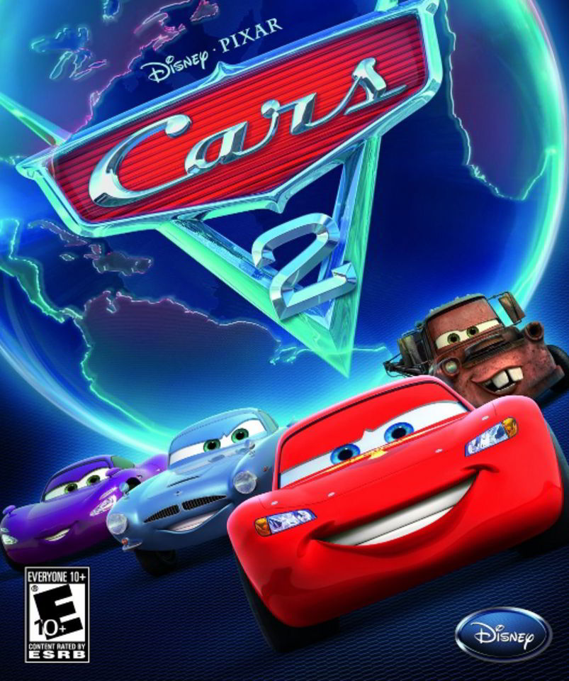 Cars 2 iphone game free. Download ipa for ipad,iphone,ipod.