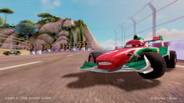 Cars 2: the video game (2011) скачать через торрент игру.