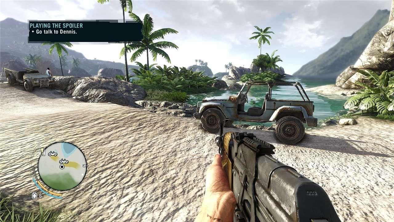 Прохождение игр far cry 3 » трейнеры для игр от pogonina. Com.