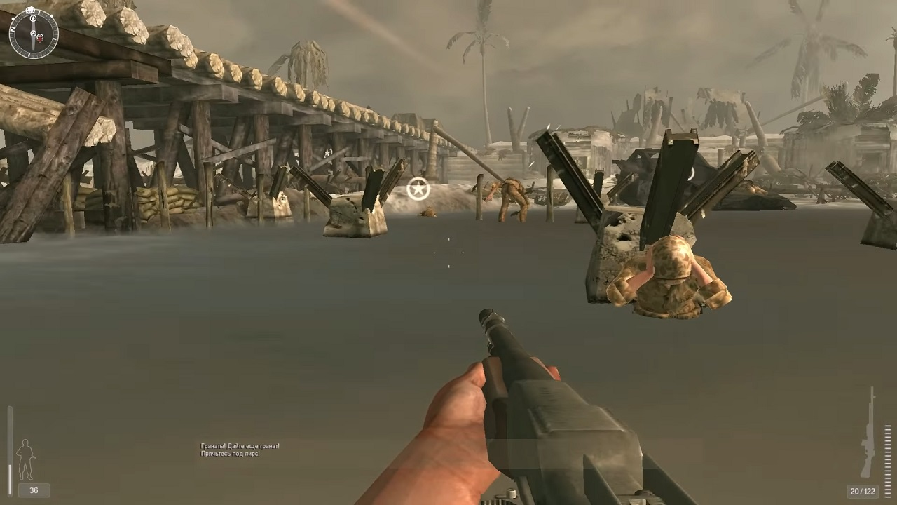 traduao do medal of honor pacific assault pc