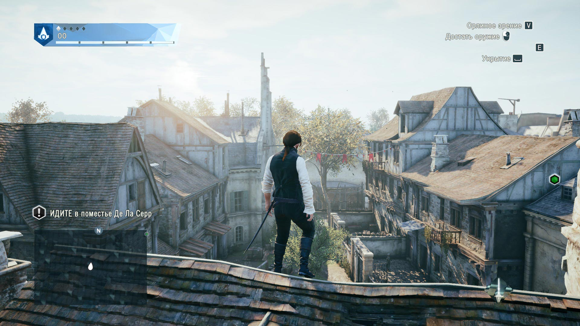 Assassin's creed unity [v 1. 5. 0 + dlcs] (2014) pc | repack » ckopo.